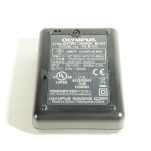 Caricabatterie Olympus BCM-2 PS-BCM2 per batterie E520 E-300 E-500