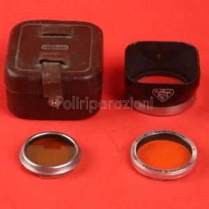Kit Paraluce e Lente Rolleiflex 2.8