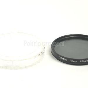 Filtro Techno 67mm Polarizzatore