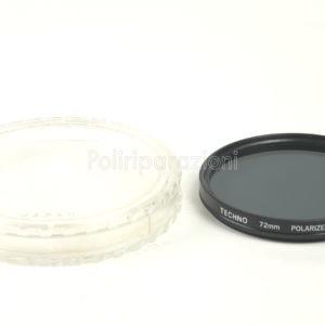 Filtro Techno 72mm Polarizzatore
