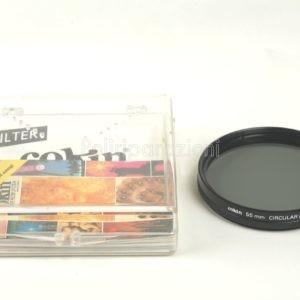 Filtro Cokin 55mm Polarizzatore Circolare