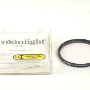 Filtro Cokinlight 55mm Skylight 1A