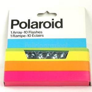 Polaroid 1 Stringa 10 Flash