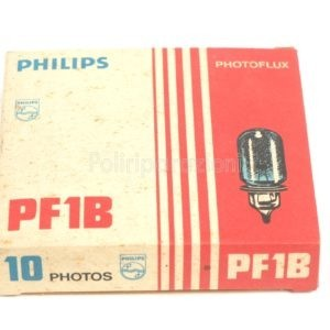 Flash Philips PF1B PhotoFlux 10 Pezzi