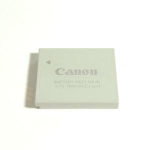 Batteria Canon NB-4L 3,7V 760mAh