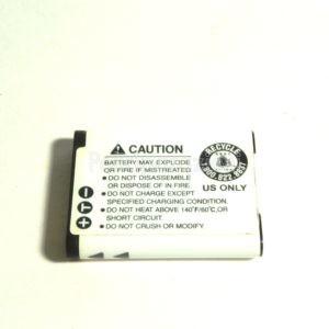 Batteria Pentax D-LI88 3,7V 740mAh 2,8Wh