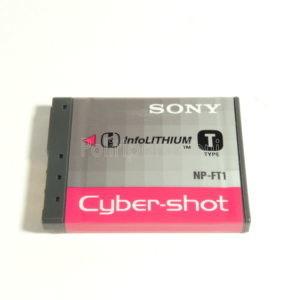 Batteria Sony NP-FT1 3,6V 2,4Wh