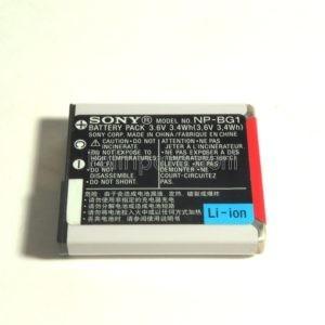 Batteria Sony G Type NP-BG1 3,6V 3,4Wh