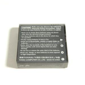 Batteria Casio NP-40 3,7V 1230mAh