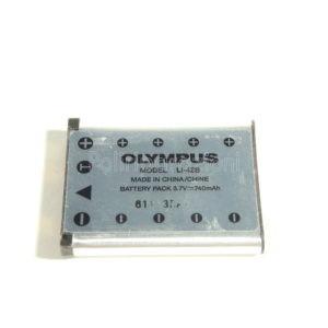Batteria Olympus LI-42B 3,7V 740mAh