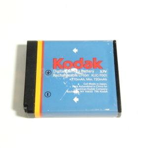 Batteria Kodak KLIC-7001 3,7V 720mAh