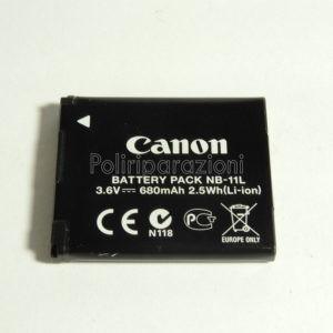 Batteria Canon NB-11L 3,6V 680mAh 2,5Wh
