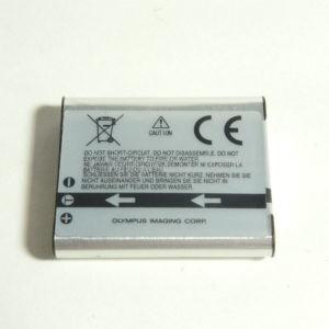 Batteria Olympus LI-50BA 3,7V 925mAh 3,5Wh