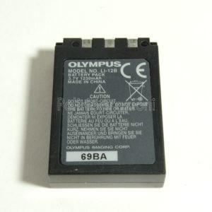 Batteria Olympus LI-12B 3,7V 1230mAh