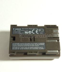 Batteria Canon BP-511 7,2V 1100mAh