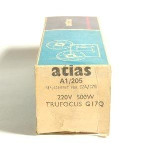 Atlas 220v500w A1/205