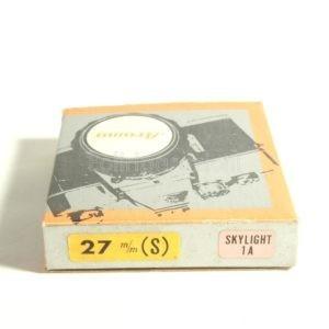 Filtro Aroma 27mm Skylight 1A