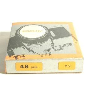 Filtro Aroma 48mm Y2