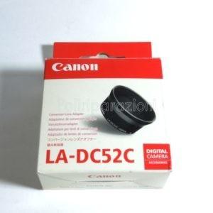 Canon LA-DC52C Adattatore per Lenti di Conversione