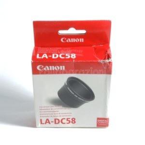 Canon LA-DC58 Adattatore per Lenti di Conversione