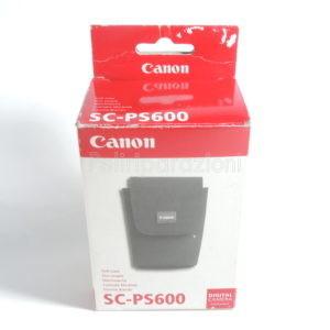 Canon SC-PS600 Custodia Morbida