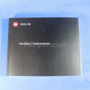 Libretto D'Istruzioni per Leica R9 Italiano  FORMATO PDF
