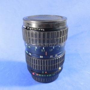 Obbiettivo Pentax Takumar-A Zoom 28-80mm f 1:3,5-4,5