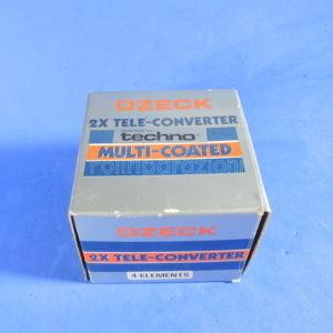 Ozeck Tele-Converter 2X Multi-Coated per Nikon-AI