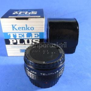 Kenko Tele Plus Conversion Lens 2X MC4 per Asahi Pentax K & M