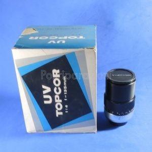 Obbiettivo Topcor UV 135mm f 1:4