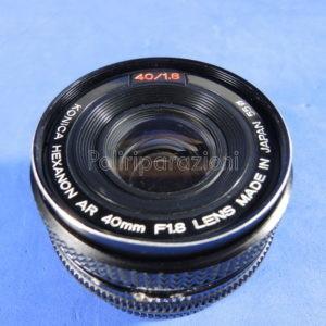 Obbiettivo Konica Hexanon AR 40mm f 1:1,8