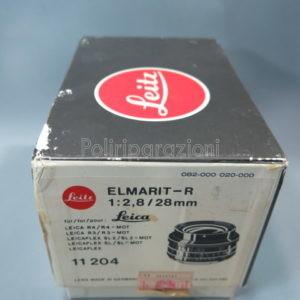 LEICA ELMARIT-R 1:2,8/28 BOX E BORSA