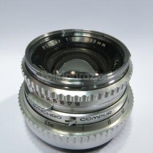 Obbiettivo Hasselblad C 80 f 1:2,8 Silver