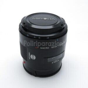 OBBIETTIVO MINOLTA AF MACRO 50 mm f 1:2.8 PER SONY