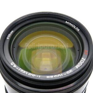 OBBIETTIVO MINOLTA AF ZOOM 35-105mm f 1:3.5 PER SONY