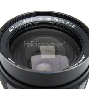 KONICA HEXANON AR 35mm F 2.8