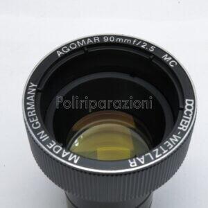 LEICA WETZLAR GERMANY AGOMAR 90mm F/2.5