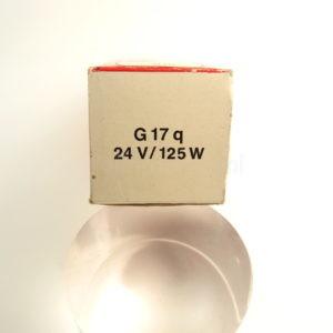 Flecta 24v125w g17q