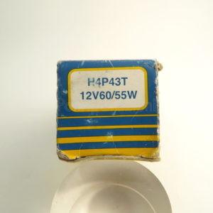 H4p43t 12v60w p43t