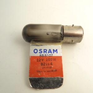 Osram 12v100w b21s-4