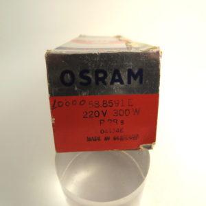 osram 220v300w g17q