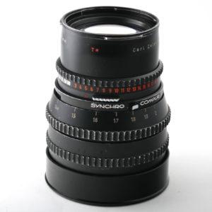 Obbiettivo Hasselblad C 150 f 1:4 T-Star Black