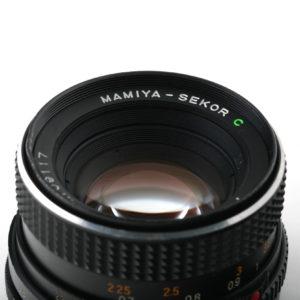 Obbiettivo Mamiya C 80 f 1:2,8 for 645