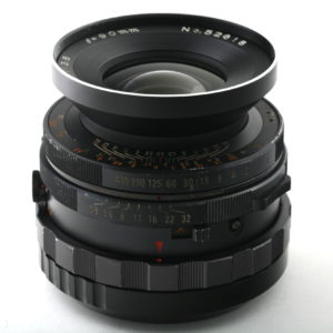 Obbiettivo Mamiya Sekor 90 f 1:3,8 for RB