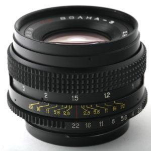 Obbiettivo Russo Zenit 6×6 80 f 1:2,8