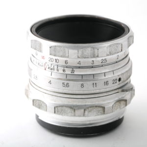 Obbiettivo Industar-29 Zenit 6×6 80 f 1:2,8